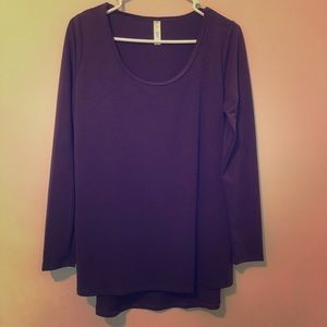 LuLaRoe Lynnae Women's Long Sleeve Tee